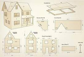 dollhouse canadian woodworking