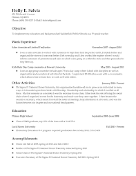 Residential Counselor Resume Sample Resume For Your Job Application