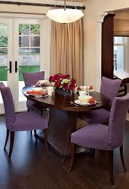purple dining room chairs 42 best purple rooms images on