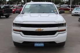 Used 2017 Chevrolet Silverado 1500 Custom For Sale in Houston TX | Stock: BHZ235195