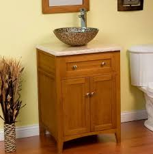 24 inch vanity with vessel sink