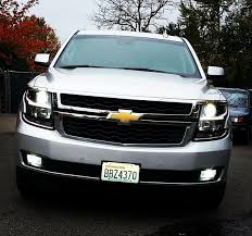 2015 2018 chevy tahoe suburban led fog lights lw30 cree hid kit pros Trailer Wiring Harness at Corrosion In Wiring Harness 2015 Suburban