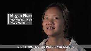 Remembrance Scholar Interview: Megan Phan - YouTube