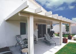 ideas of vinyl patio covers new alumawood san go