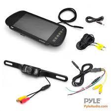 pyle plcm wiring diagram pyle image wiring diagram pyle 7 tft mirror monitor backup night vision camera kit on pyle plcm7200 wiring diagram