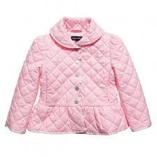 Ralph Lauren Kids Clothes - Baby Designer Clothes & ralph-lauren-baby-girls-pink-padded-quilted-jacket Adamdwight.com