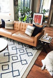 tan leather couch. Tan Leather Sofa Couch I