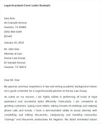 Examples Of Good Resume Adorable Cover Letter Sample For Paralegal Job Resume Examples Litigation