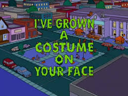 5 Of The Best Classic Treehouse Of Horror Segments  Geek And SundryTreehouse Of Horror 3d