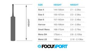 Sizing Guide Focus Sport