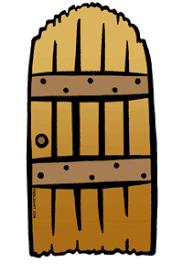 wooden door clipart. Wonderful Door Door Clip Art Throughout Wooden Clipart D