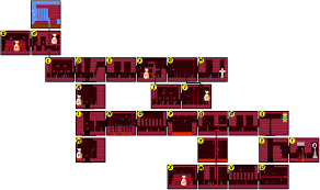 adventure of link palace6 map png