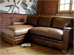 architecture light brown distressed top grain leather couch with cushions with within rustic leather couch