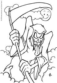Small Picture Reaper coloring pages Hellokidscom