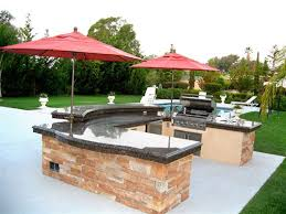 Simple Outdoor Kitchen Designs Simple Outdoor Kitchen Designs Inspiration Design House