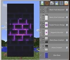 bricks minecraft banner designs