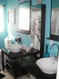 Colorful And Modern Bathroom  Contemporary  Bathroom  DC Metro Colorful Bathrooms