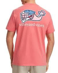 Vineyard Vines Lacrosse Logo Crewneck Tee Bloomingdales