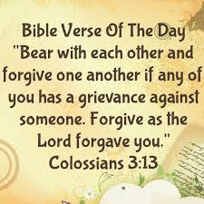 Bible Quote About Forgiveness