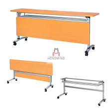 side tables for office. folding training table side conference office desk multifunction mall activities tables for