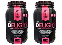 fitmiss delight nutritional shake vanilla chai 2lb 2 pack