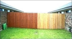 Cedar Fence Stain Or Not Richardgiles Co