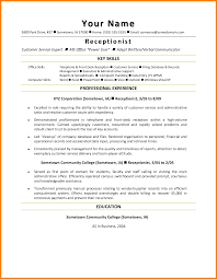 law office receptionist resume ledger paper receptionist cv resume template sample by 4lc4z0