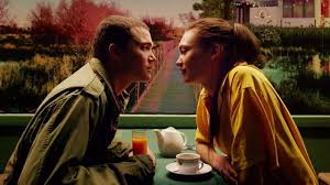 "Lunes Mundial Gaspar Noé's ""Love"" 40 Loud Green Bird Fascinating Love 2015"