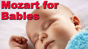 This Mozart for Baby does relax and makes my baby sleep like an angel ! -  YouTube