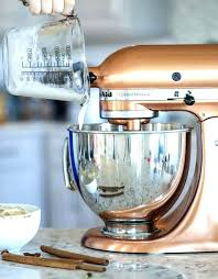 gold kitchenaid