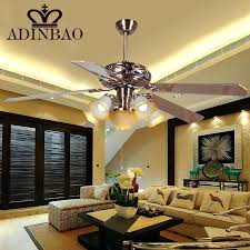 big ceiling fans with lights big large classical ceiling fan with led light in ceiling fans