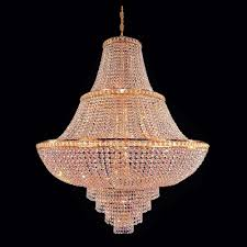 trendy gold chandeliers a47 7100 40