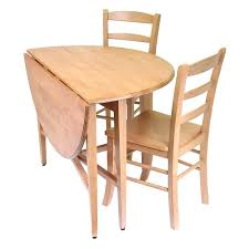 alluring round drop leaf table and chairs 30 small double magnificent throughout set prepare