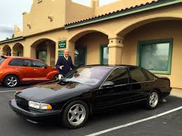 215 Miles From New: 1993 Chevy Caprice