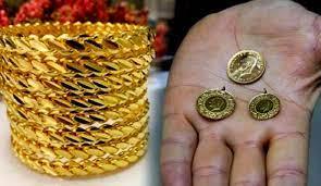Altın fiyatları yönünü çevirdi! 28 Ağustos Gram Altın, Çeyrek Altın,  Bilezik Canlı Altın fiyatları - Haberom