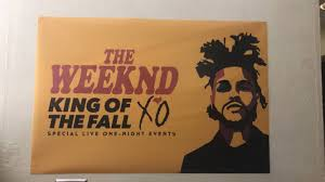 I Made A Custom Edit Of The King Of The Fall Tour Poster For My Dorm