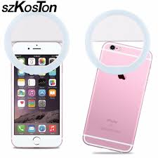 Make Light Flash On Iphone When Phone Rings Selfie Ring Light Led Flash Make Up Selfie Phone Ring For Iphone Se 5s 6s 7 8 Plus Samsung S8 Plus Oneplus For Xiaomi