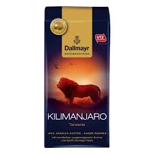 We would like to measure the range and effectiveness of our marketing measures and increase their efficiency. Dallmayr Kilimanjaro Whole Coffee Beans 6 X 250g Buy Online In Faroe Islands At Faroe Desertcart Com Productid 58531790