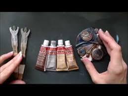 Product Review Rub N Buff Metallic Wax Finish