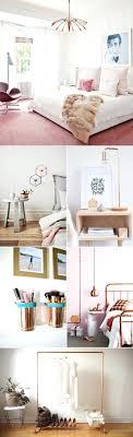 metallic home decor best ideas on paint copper and decorations . metallic  home decor copper and blush decorations .