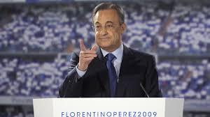 Real Madrid: Präsident Florentino Perez schließt große Verpflichtungen im  Sommer aus