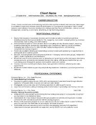 Objective For Resume Marketing Resume Sales Objective Thrifdecorblog Com