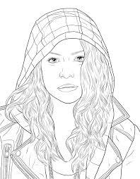 orphan black the official coloring book 9781683831006 in01