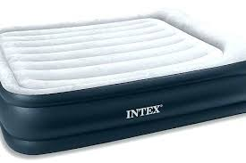 queen size air mattress coleman. Air Mattress Full Deluxe Raised Airbed Queen Sized Size Outdoors Coleman