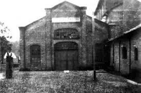 Resultado de imagem para plantas industriais antigas
