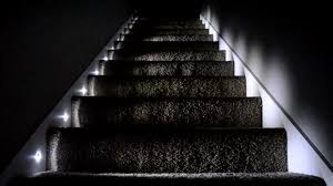stair step lighting. Titan Homes Stair Lighting Step