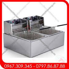 Bếp Chiên Nhúng Điện 2 Ngăn 6LX2 ⚡️MF-82⚡️