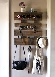 Unique Wall Coat Rack coat hanger ideas rumoviesco 87