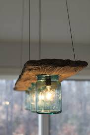Repurposed Mason Jars Chandelier Ideas