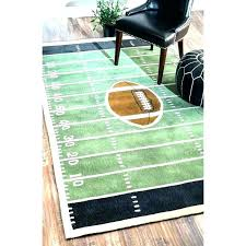 football field area rug amazing ideas for blue couch soccer awesome as pertaining to popular large big throughout